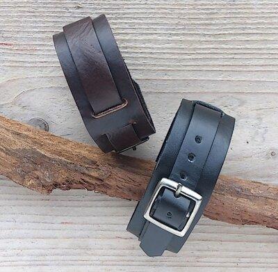 armband leder - ALD201
