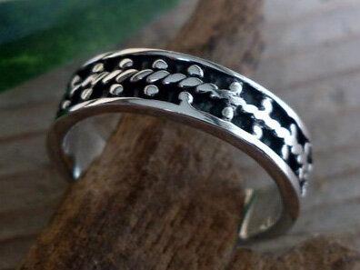 ring fantasie zilver (maat 16¾ - 17 - 17¼) v.a.