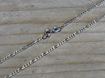 figaro ketting - breedte 2 mm - lengte 37 cm