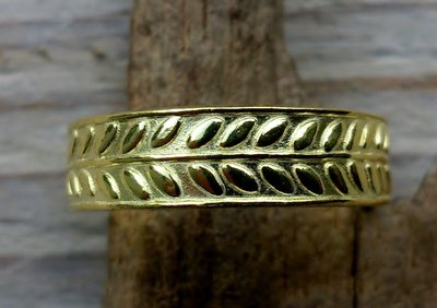 teenring goud-op-zilver (begin-maat 15mm)