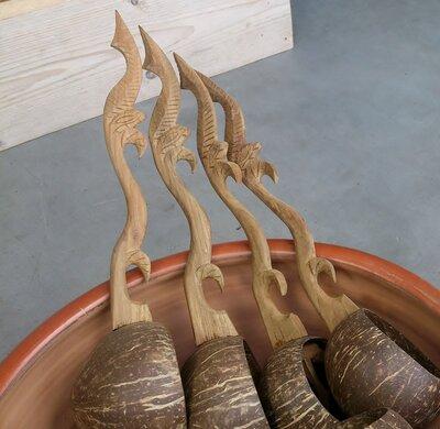 kokosnoot lepel KL05