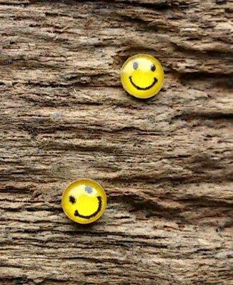 oorknopjes smiley xs