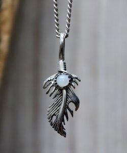 hanger veer zilver