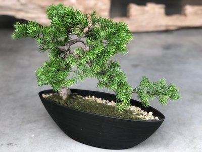 bonsai kunstboompje