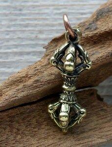 hanger Vajra bronskleur