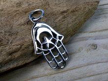 hangertje handje van fatima zilver
